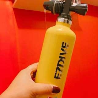 EZDive bottle