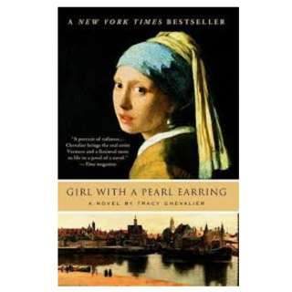 Girl with a Pearl Earring by Tracy Chevalier EBOOK