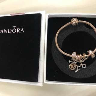 Pandora 鏈
