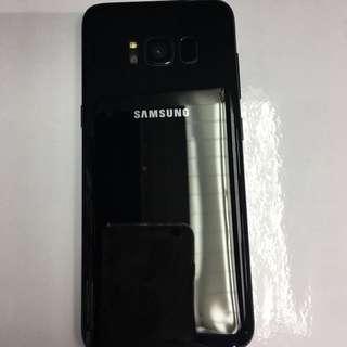 Samsung S8 64GB 黑色 99%新 不議價 淨機