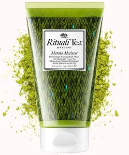Origins Rituali Tea - Matcha madness cleansing body mask 150ml