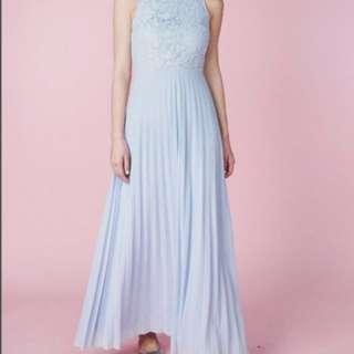 Flattering bridesmaid dress summer dress
