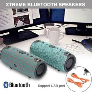 [PO] Green XTREME Bluetooth Speaker