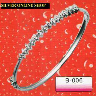 Authentic Silver Bangles