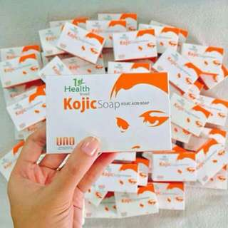 First and original Kojic acid soap