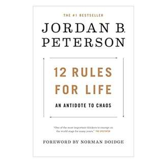 12 Rules for Life: An Antidote to Chaos EBOOK