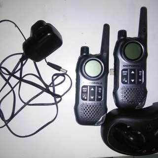 Motorola t8 walkie