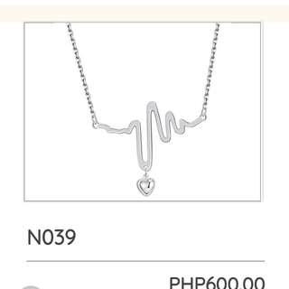 SALE!!! Genuine 92.5 Silver Necklace
