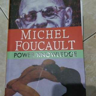 Power or Knowledge - Michel Foucault