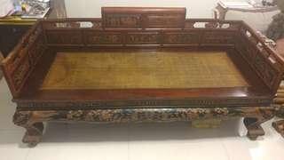 古董傢俬 羅漢床