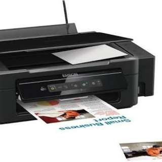 Epson L355 Printer Scanner Copier with Wifi