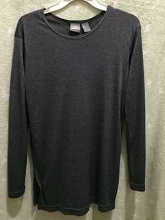 Chandler Hill top with slit on sides