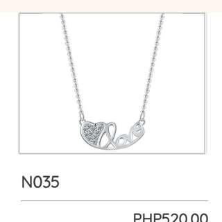 Genuine 92.5 Silver Necklace