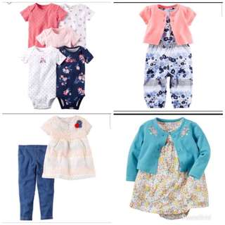 24M Baby Girl Items Instock