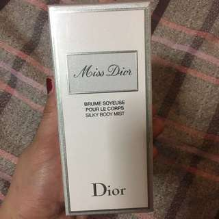 MISS DIOR BLOOMING BOUQUET BODY MIST
