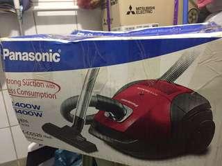 全新未用過!Panasonic 吸塵機
