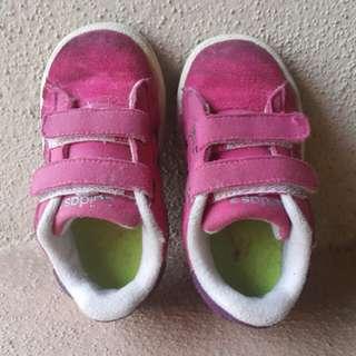 Adidas girls sport shoe