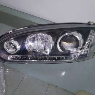 Wira Projector Head Lamp Light