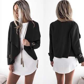BN Trendy Lapel Wool Coat