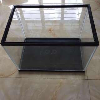 GEX Rectangular Glass Tank for Hamster / Fish