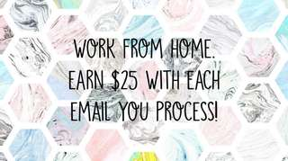 EPS JOB - Work from Home!
