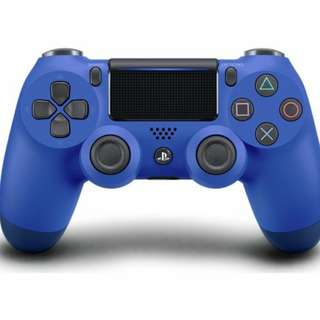 PS4 DualShock 4 Wireless Controller Wave Blue Edition V2