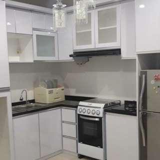 Kitchen Set Jakarta Referensi 35424 - Rumah Aksen ID