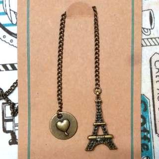 巴黎鐵塔鎖匙扣
