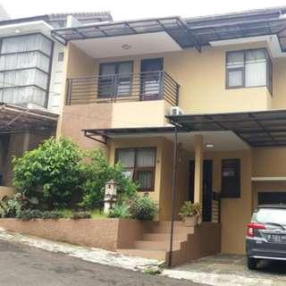 Rumah mewah & strategis  Lebak bulus Jakarta Selatan dijual BU