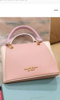 Samantha thavasa bag pink