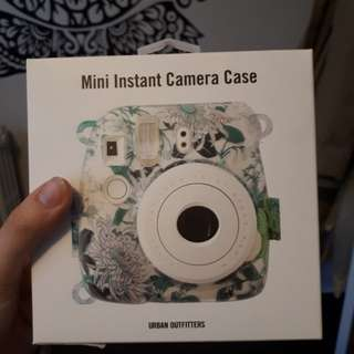 Urban Outfitters Instax mini case