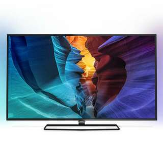 """Philips 50"""" 50PFT6200 Android Smart Digital LED TV. With local warranty. BNIB."""