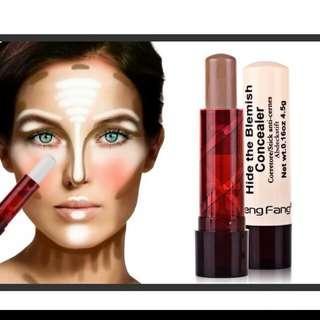 Makeup Face Bronzer Base Long Lasting Penc