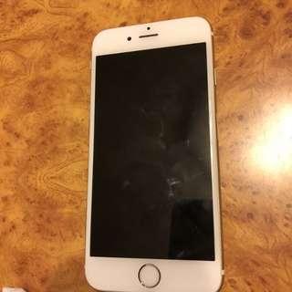 Apple iphone 6s ~ 64G 边有花