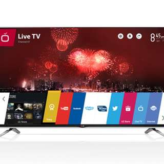 42LB7200 cinema 3d tv LG  with Webos
