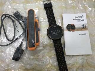 Garmin Forerunner 235 橙色 繁體中文版