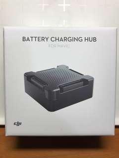 Battery charging hub dji Mavic Pro