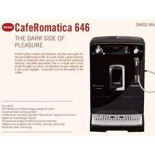 Coffee Machine Promotion