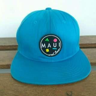 Snapback MAUI And SONS Hawaii