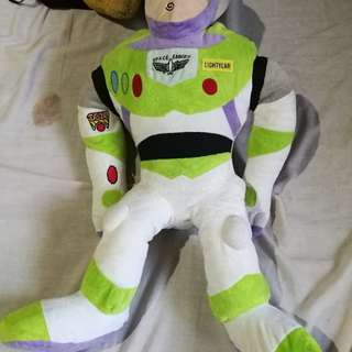 Toy story buzz lightyear plush