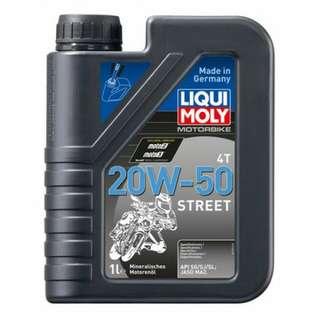 Liqui moly street 20w50
