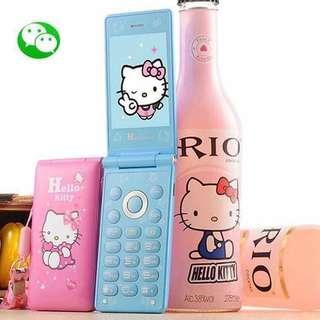 D10 HK FLIP PHONE