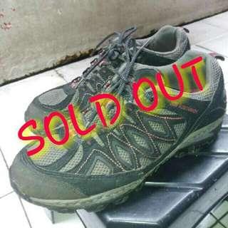 Sepatu Outdoor Karrimor Border size 44