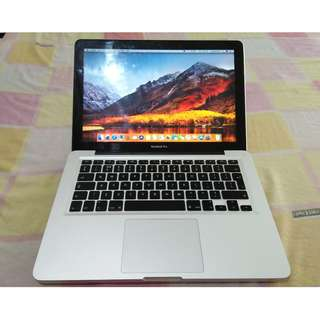 Macbook Pro Core i5 4GB Ram 1000GB Hdd Mid 2012 Laptop
