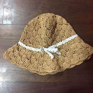 氣質編織草帽