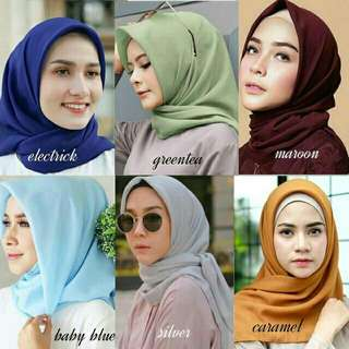 HIJAB BELLA SQUARE