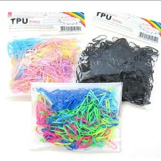 100 pc Loom Bands rubber band !!
