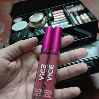Vice Cosmetics Liquid Lipstick