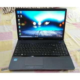 Samsung Core i5 4GB Ram 5GB Hdd Laptop