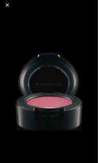 MAC eyeshadow sushi pink